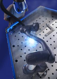 CLOOS and MPA Technology present Cobot Welding System