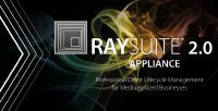 Raynet's client management solution for small and medium-sized businesses was officially released in version 2.0