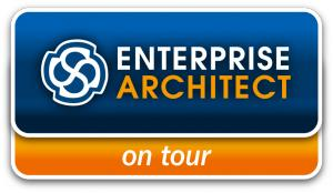 Logo EA on tour