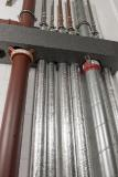 SANHA piping systems are certified for fire protection and can be installed even in tight spots