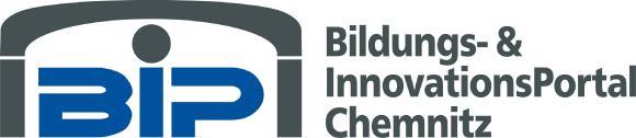 Logo Bildungs- & InnovationsPortal Chemnitz