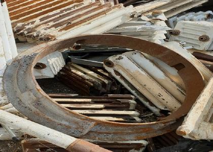 kostenlose Schrottabholung in Unna lassen Sie uns kostenlos Ihren Schrott abholen Schrott und Altmetall