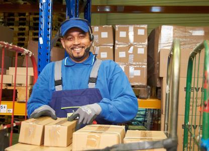 Neue Freiheit für Logistikprozesse