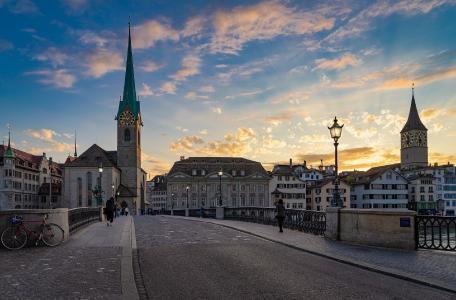 Zurich is the economic center of Switzerland
