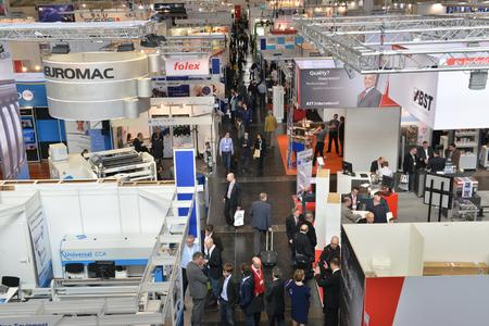 ICE Europe - Exhibition Hall - Munich Trade Fair Centre