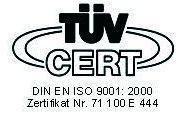 ALPHA Business Solutions erhält erneut TÜV-Zertifikat nach DIN ISO 9001:2000