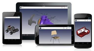 """CAD Viewing """"to go"""" - mit dem 3D CAD Viewer Glovius"""