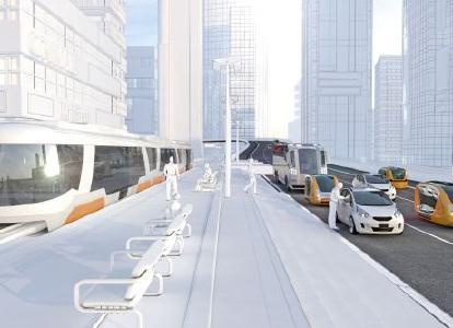 Continental entwickelt auch für die Robotertaxi-Flotten der Zukunft