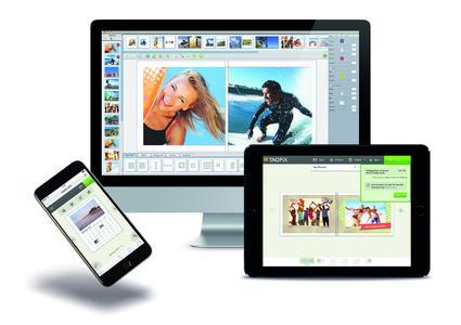 Photobook Software Taopix Devices