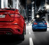 BMW X5M and X6M April 2011