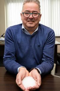 Als Geschäftsführer der N.T.M. sorgt Henk Batterink in seinem Unternehmen für höchste Standards beim Qualitätsmanagement. (Foto: sht)