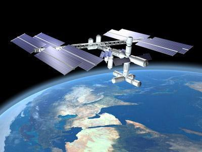 High-Speed Radio Downlink from the ISS