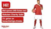 Rakuten x Lukas Podolski Stiftung