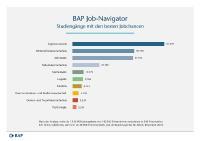 Grafik zum BAP Job-Navigator 01/2019