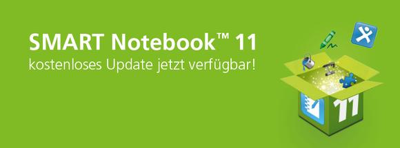 Neue Version der SMART Notebook(TM) und SMART Response(TM) Software ab sofort erhältlich