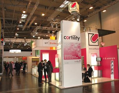 cortility auf der E-world 2012