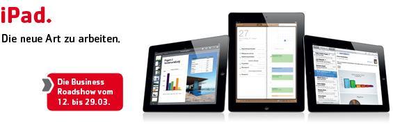 Apple iPad™ im Business