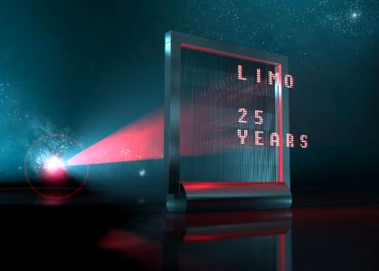 25 years of LIMO: The optics and beam shaping solutions specialists have been developing innovative technologies for research and industry since 1992, and have constantly unlocked new possibilities along the way (Image: LIMO)