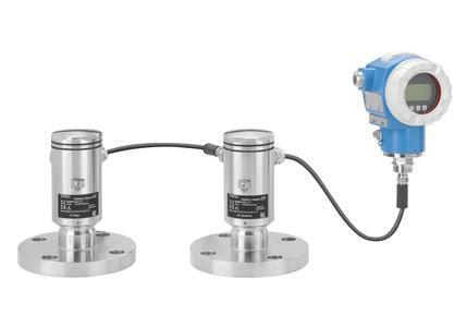 Das Differenzdrucksystem Deltabar FMD71/72: sichere Messung mit elektronischer Signalübertragung und zwei unterschiedlichen Messzellentypen.