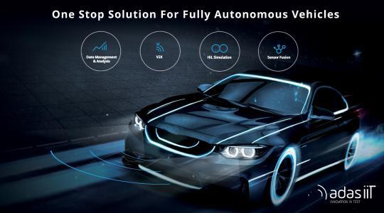 ADAS iiT zieht absolut positives Resümee aus den ersten Messeauftritten auf der NIWeek und der Automotive Testing Expo Europe