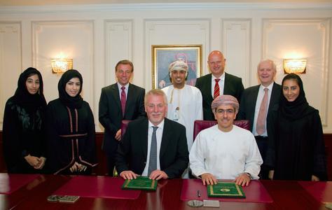 Oman Oil Company entscheidet sich mit Schleupen erstmals für deutsche IT-Expertise