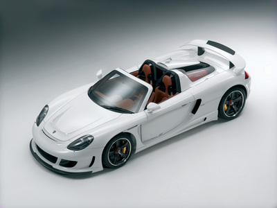 High-end-Tuning for the Carrera GT