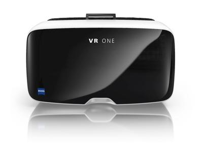 Virtual Reality mit ZEISS VR ONE erleben