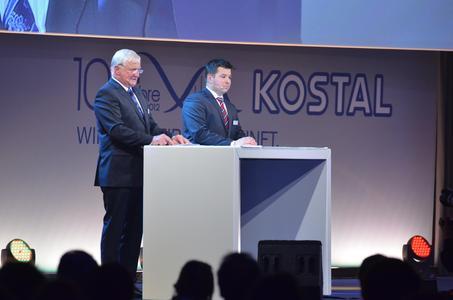 100 Jahre KOSTAL- Tradition und Zukunft erfolgreich miteinander verbinden