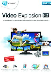 Ideal für Hobby- und Semiprofi-Filmer: Video Explosion Deluxe