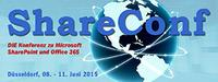 ShareConf 2015: arvato Systems Presents Solutions for Enterprise Information Management