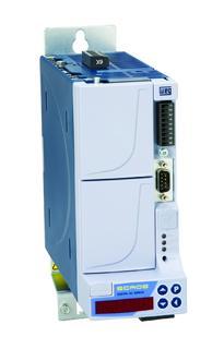 Der neue leistungsstarke Servoregler SCA06 von WEG