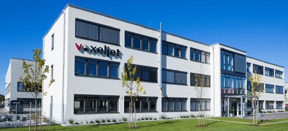 voxeljet hat seine Sales- und Serviceprozesse mit SAP Hybris optimiert. Bild: voxeljet