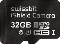Sicherheit per Plug-and-play: die microSD-Karte Swissbit iShield Camera. Bildquelle: Swissbit