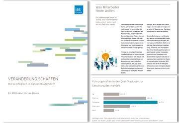 Whitepaper: Veränderung schaffen - Wie Sie erfolgreich im digitalen Wandel führen