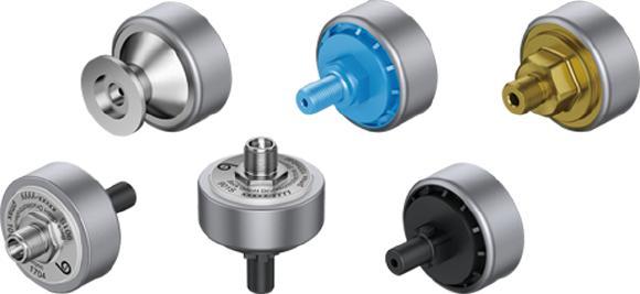 Druckwächter und Sensoren der Beck-Serie 901, 903 und 981