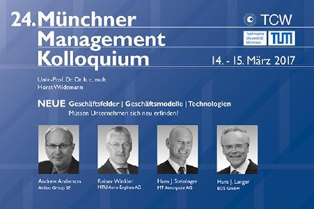 24. Münchner Management Kolloquium
