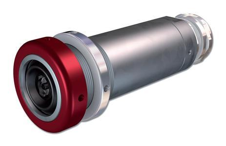 Plug Connectors With Continuous Shielding