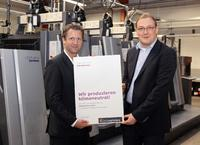 Onlineprinters Introduces Climate Neutral Printing with ClimatePartner in Europe