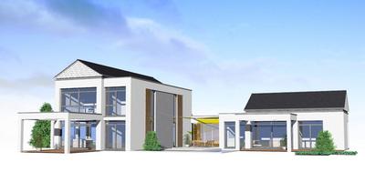 spatenstich f r das generationenhaus. Black Bedroom Furniture Sets. Home Design Ideas