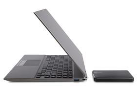 MyPassport Edge with UltraBook