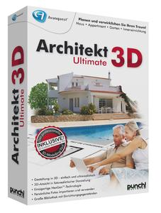Architekt 3D Ultimate: Das Programm für Profis und Architekten