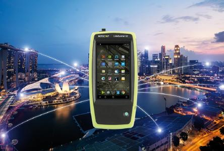 Der neue LinkRunner G2 - weltweit erster Android-basierter Netzwerktester