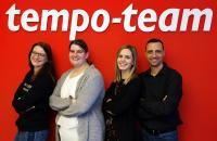 Tempo-Team Aschaffenburg: ein starkes Team für Unternehmen und Arbeitnehmer am Untermain