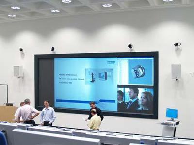 Übergabe der VR-Anlage an das Fraunhofer IWU, (Foto: IMSYS)