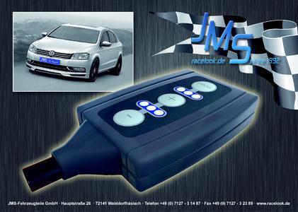 JMS Racelook Speedpedal für mehr Fahrspaß