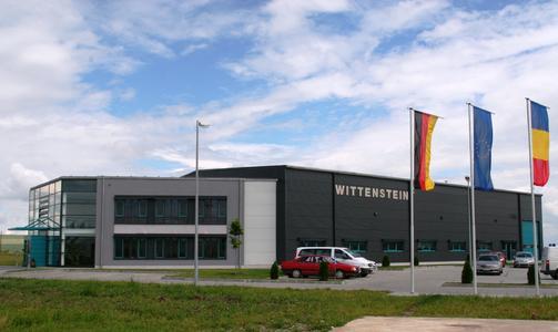 WITTENSTEIN Rumänien – der neue Produktionsstandort im Gewerbegebiet Sura Mica, nahe Sibiu/Hermannstadt