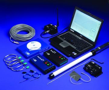 Neues Funktelemetrie-System Datapaq TM21