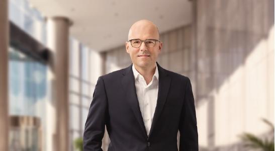 Robert Hoffmann wird Head of Merchant Services bei Nets. © Concardis