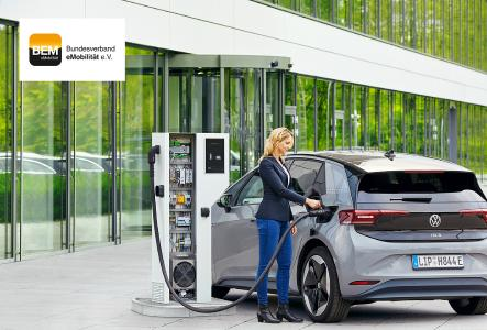 Phoenix Contact E-Mobility tritt dem Bundesverband Elektromobilität bei