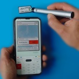Innovative RFID-PEN reader